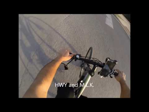Go pro cam bryan tx. bicycle ride