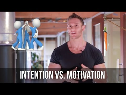 How to Get In Shape with Intention? - Thomas DeLauer