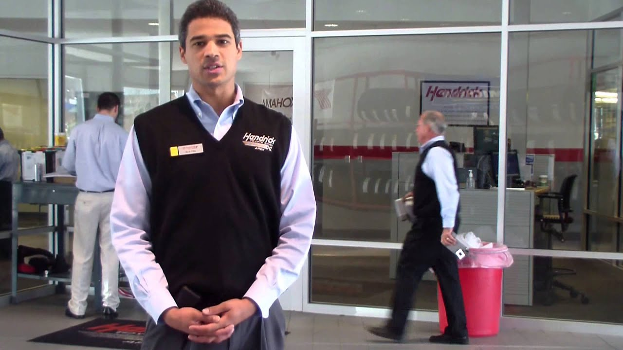Hendrick Toyota Of Apex Service Process