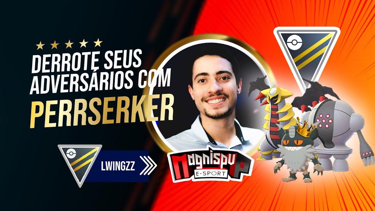 Derrote seus adversários com Perrseker | Ultra league