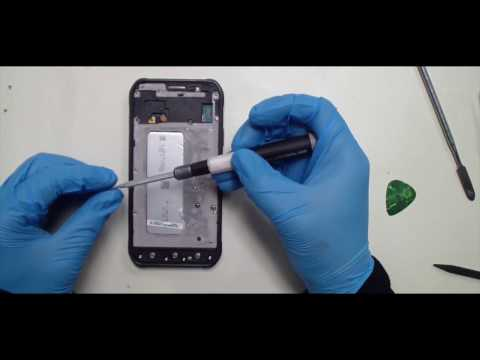 Galaxy s6 Active Teardown/Disassembly