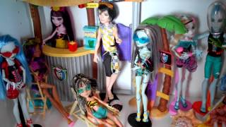 Monster High Collection Update!