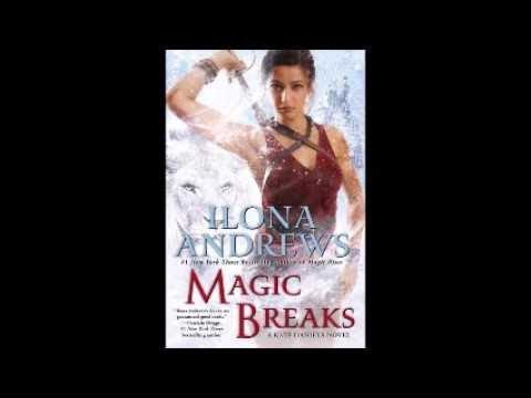 Magic Breaks ( Kate Daniels #7) by Ilona Andrews Audiobook Full 1/2