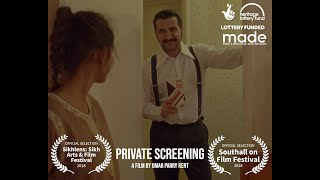Private Screening | 16mm Short Film