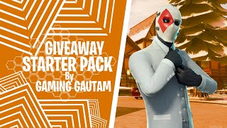 FINNALY TIME TO GIVEAWAY//THANKYOU FOR 1K SUBS//FORTNITE INDIA LIVE|| GAMING GAUTAM||