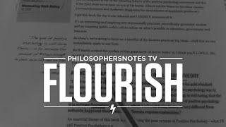 PNTV: Flourish by Martin Seligman