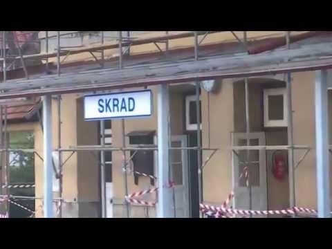 Travel Vlakom Rijeka Zagreb Aprila 2013 Youtube