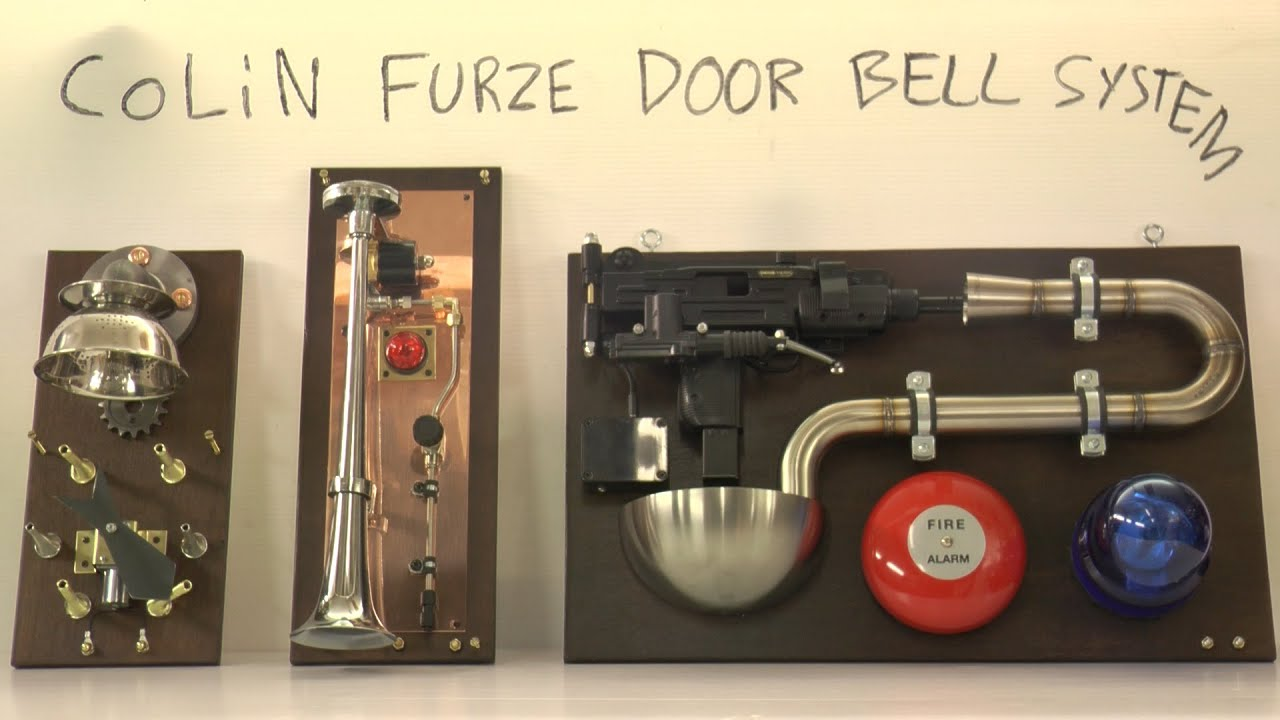 The Ultimate Door Bell & The Ultimate Door Bell - YouTube