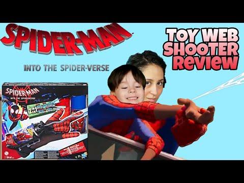Into The Spider-Verse Mile Morales Super Web Slinger Spider-Man