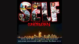 Krs-one -- Self Construction Feat. Nelly, Redman, The Game, Busta Rhymes, Redman,  Ne-yo & More 2008