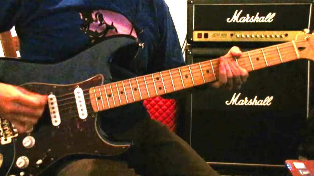 Pink Floyd Another Brick In The Wall Part1 Cover Solo Tab In