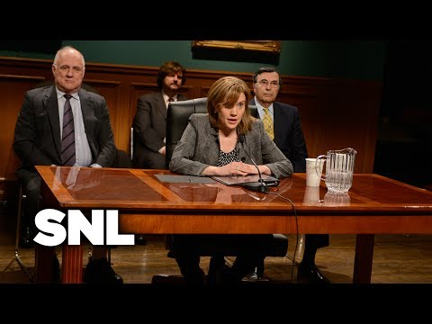 The GM Ignition Switch Congressional Hearings - SNL
