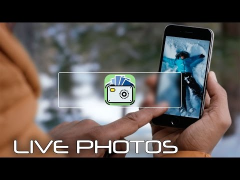 Como hacer Live Fotos en cualquier iPhone o iPad