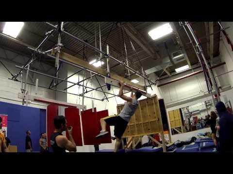 American Ninja Warrior Submission Video - Joe Moravsky - Season 6