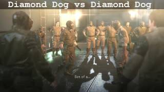 Metal Gear Solid V - All CQC Cutscenes
