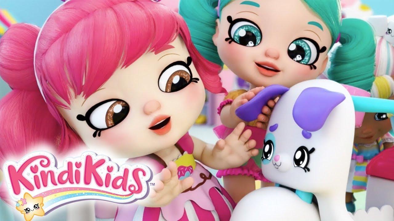 Кинди Кидс | Особый Сюрприз - 9 серия | Веселый мультфильм для девочек | Kedoo мультики для детей