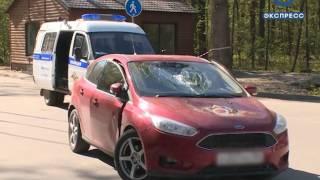 В Пензе на Западной поляне произошла разборка автомобилистов
