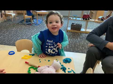 2020 Shabbat Shalom at the Aronoff Preschool