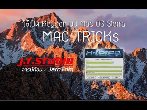 Keygen MacOS Sierra Fix #Keygen