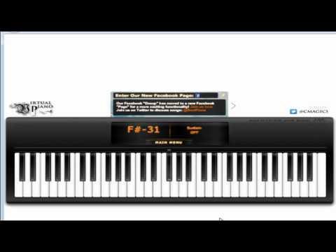 Naruto Sad songs - Virtual piano