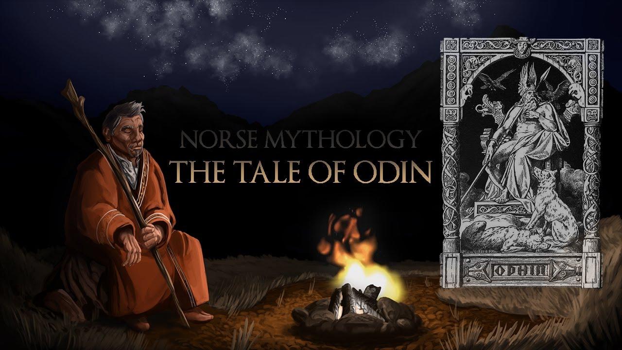 norse mythology the tale of odin youtube