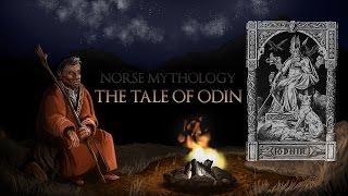 Norse Mythology -The Tale of Odin