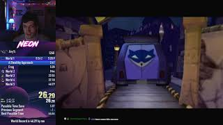 Sly 1 Any% Speedrun in 45:52 (World Record)