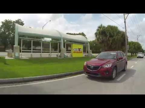 Miami to Cutler Bay, Princeton & Homestead, Florida on US-1, Dixie Highway, 3 August 2016, GP120059