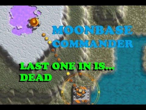 Moonbase Commander - Challenge Mode - DeWulf IV: Last One In Is... Dead |