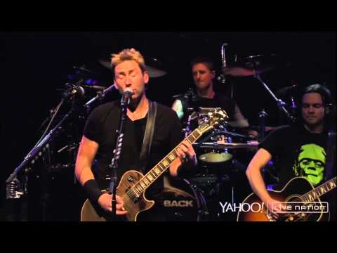 Nickelback - Far Away ( Live Nation )