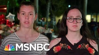 """""""I Just Want To Ask (Trump) Why"""" - Parkland Student   All In   MSNBC"""