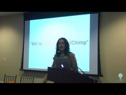Putting Data To Work In A UX Driven Organization - Speaker Emily Austin