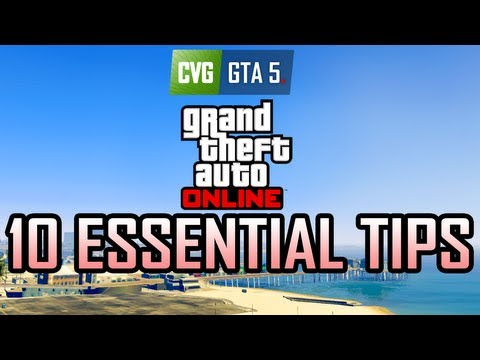 GTA Online 10 Essential Tips