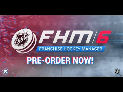Franchise Hockey Manager 6 - Let's Talk About Some New Features!