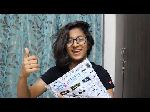 PANDARMY T-SHIRT UNBOXING | PRINTOCTOPUS | Mallika Vlogs