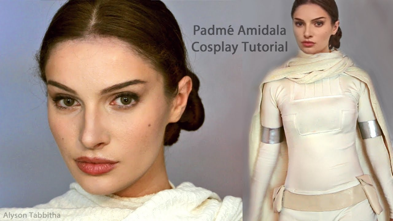 Star Wars Makeup Hair Costume