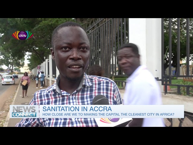 How close are we to making Accra the cleanest city in Africa?