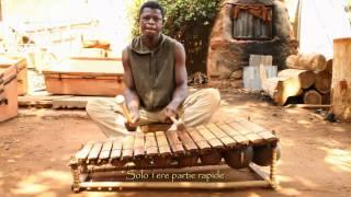 Lamoroya - tutoriel balafon - Makan Dembele