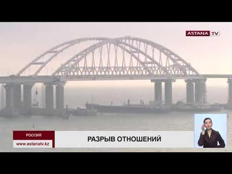 Украина запретила въезд российским мужчинам от 16 до 60 лет