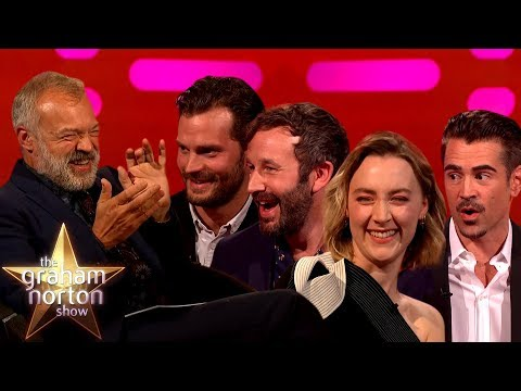 The Best Of The Irish On The Graham Norton Show!