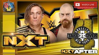 NXT AFTER BROOKLYN 4! WWE NXT LIVE STREAM TODAY FULL SHOW 😎 August 22 2018 REACTION