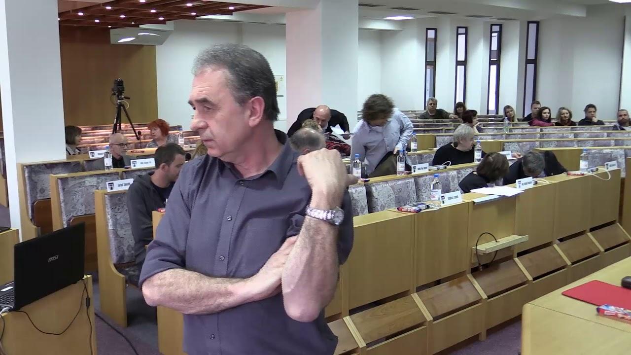 Zastupitelstvo města Pelhřimov 19.4.2017
