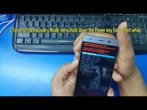 Innjoo Mobile Factory Reset [Hard Reset] Innjoo One HD , HALO , Note , F...