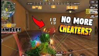 NO MORE CHEATERS!!?? (Rules of Survival: Battle Royale)
