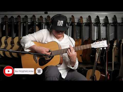 Обзор акустической гитары Yamaha FG800 NATURAL