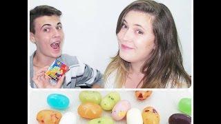 אתגר הסוכריות המגעילות | Bean Boozled Challenge