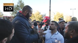 P1 - Jew but no God!? Mohammed Hijab Vs Jewish Visitor Avi Yemeni | Speakers Corner | Hyde Park