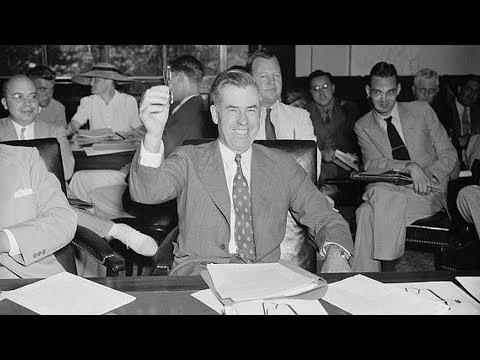 Grandson of Former VP Henry A. Wallace on Standing Rock's Fossil-Free Future & American Fascism