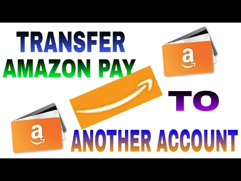 Trick to Transfer Amazon Pay Balance to another Account (Instant With proof)