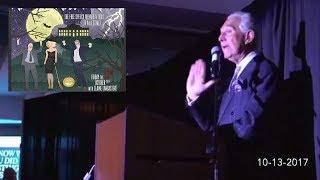 "Roger Stone Speech at ""Free-Speech Ménage à trois "" Event October 13th, 2017"